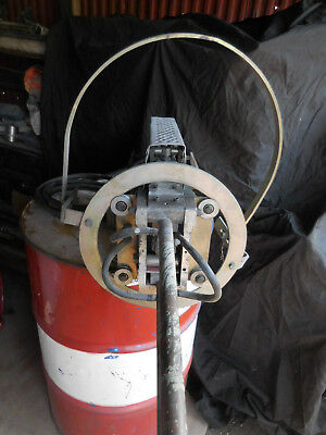 Gimble mount for a  Miller  Spot Welder,  Could be fitted to other tools.