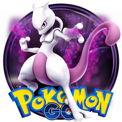 Pokemon Go Mewtwo Shadow Ball Legacy -Transfer Require that you already have one