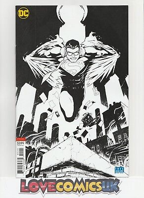 Action Comics #1001 1 For 100 Inks Only Variant Dc Comics