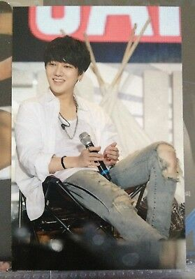 Yesung Super Camp in Tokyo Photocard - Super Junior
