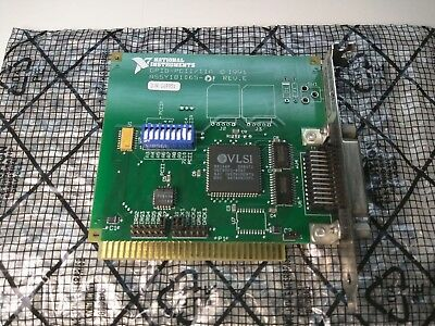 National Instruments GPIB-PCII / IIA IEEE-488.2 (ISA Card) (Assy: 181065-01)