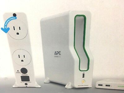 APC Network Lithium Ion Battery Backup Plus Mobile Power Pack with 3 USB Ports
