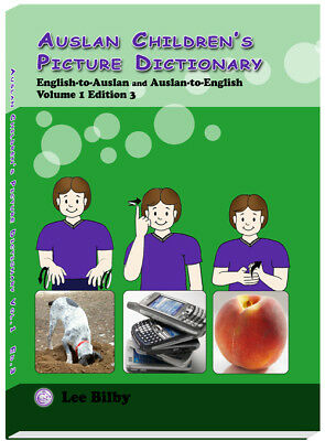Auslan Children's Picture Dictionary. Volume 1  Edition 3