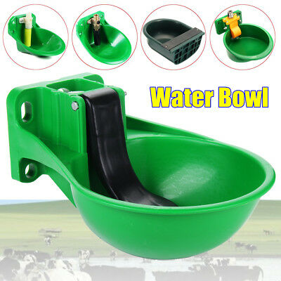 Animal Water Trough Automatic Fill Drinking Bowl Tank For Cow Horse Sheep Cattle