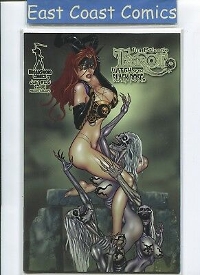 Tarot Witch Of The Black Rose #105 - Cover B - Broadsword