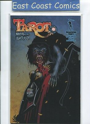 Tarot Witch Of The Black Rose #106 - Cover B - Broadsword