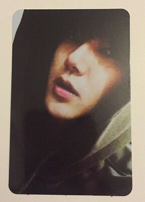 Super Junior - Yesung Here I Am Photocard