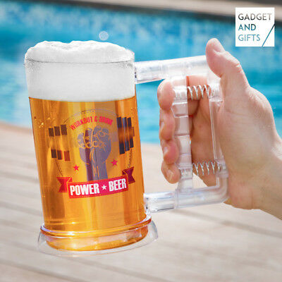 Jarra de Cerveza Power Gadget and Gifts