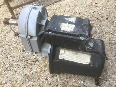 Concrete cement Mixer 240v Motor Good working order