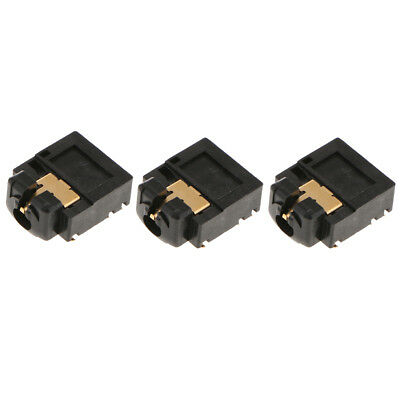 3x 3.5mm Headphone Audio Jack Port Socket For Microsoft Xbox One Controllers