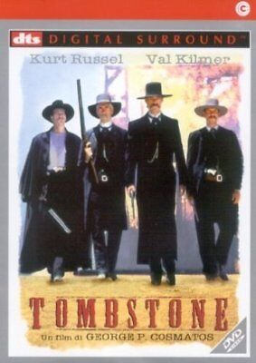 Dvd Tombstone  - (1994) ......NUOVO