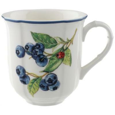Villeroy & Boch Cottage Mug 10 oz - Set of 4