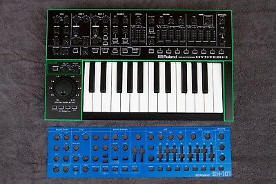 Roland System 1 (inkl. SH-101 Overlay!!!) + PlugOut