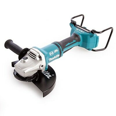 Makita Dga900Z Twin 18V Lxt Brushless Paddle Switch 230Mm Angle Grinder Body Onl