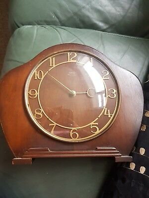 Smiths mantel clock SPARES OR REPAIRS