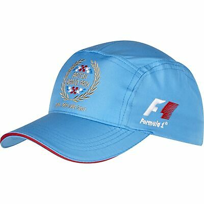 Formula 1 2017 British Grand Prix Five Panel Cap Hat Headwear Mens Fanatics