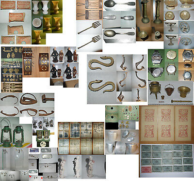 Lote Antiguedades, Decoracion, Rusticas, C0Leccion