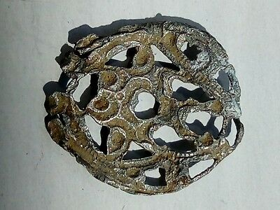 Silver Byzantine Decorative Artifact