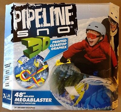 "Pipeline Sno - 48"" MegaBlaster Frestyle SnoTube 