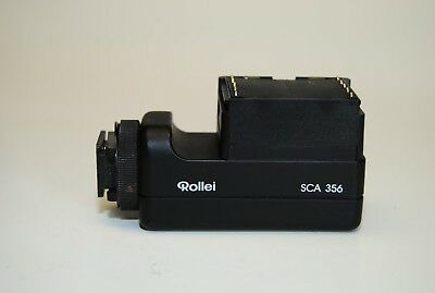 Rollei SCA 356 Flash Adapter
