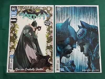 BATMAN #50 (2018) Catwoman Wedding Issue Jim Lee Variant Pre-sale 07/04