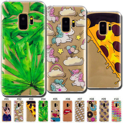 MARBLE GEL PAINTED Soft TPU Skin Silicone Back Case Cover For .