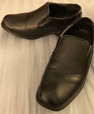 Black Dress Shoes Boys Size 3 Perry Ellis Portfolio 2999 Picclick