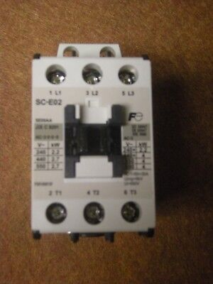 FUJI Electric Magnetic Contactor SC-E02