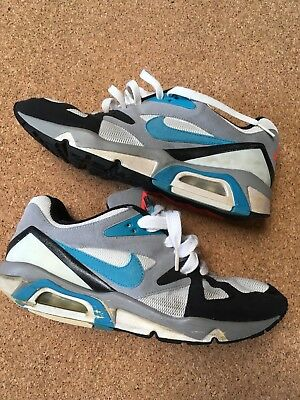 7eaab1cda0b Nike Air Triax Structure Turquoise Air Max 98 97 95 Size 8 Used Vtg Vintage  2007