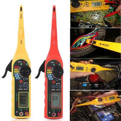 Auto Circuit Tester Multi-function Multimeter Lamp Probe Car Diagnostics Pencil