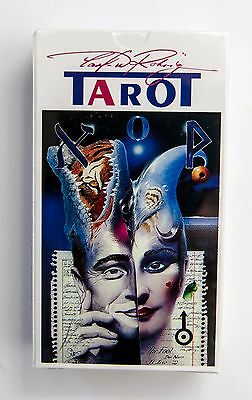 SALE DEFECT Rohrig 78 Tarot Oracle Cards Deck NIB +short manual in English