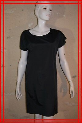 Ichi En Courtes Noire Superbe Robe S Manches Taille Polyester 36 ZxwrFOqZ8