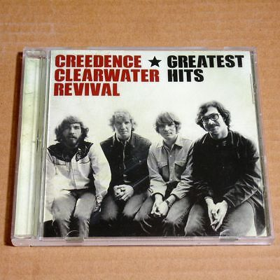 Creedence Clearwater Revival - Greatest Hits USA CD MINT #AG01