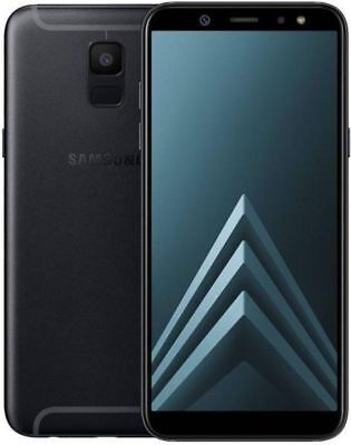 New Samsung Galaxy A6 A600F 2018 32GB 16MP NFC GPS Unlocked Smartphone Dual Sim