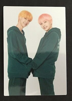 Jeonghan and The8- Seventeen SVT Japan Tour 2018 PhotoCard