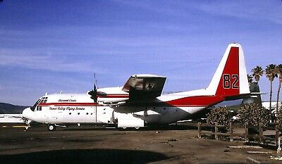 3 Slides For 1 Price C130 Fire 82,dc6B Fire 16 &  Dc6B Fire 151
