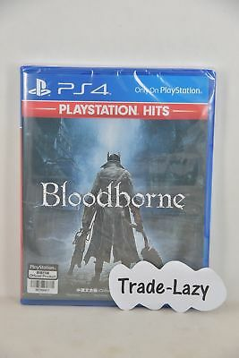 NEW PS4 Bloodborne (HK the Best Version, Chinese / English)