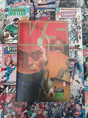 Vs #1 image comic. Cover A New bagged and boarded