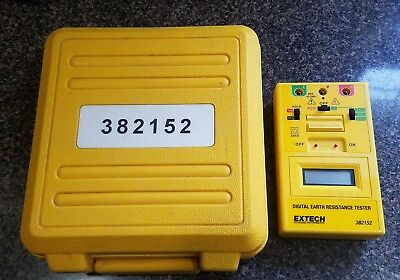 Extech 382152, Earth Ground Resistance Tester Kit