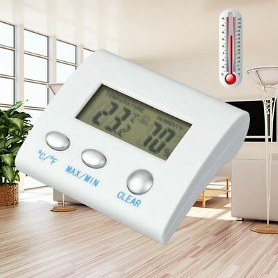 Home Indoor LCD Digital Thermometer Hygrometer Humidity Temperature Meter YP