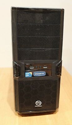 Thermaltake PC Case Versa V3 - Used Case with PSU ( not tested)