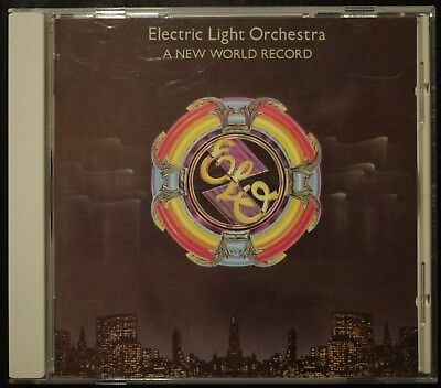 Electric Light Orchestra. A New World Record. JETCD200. Made in Austria.