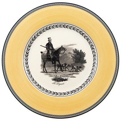 Villeroy & Boch Audun Chasse Dinner Plate 10 1/2 in - Set of 4