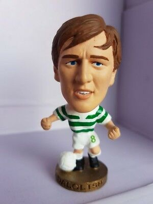 Kenny Dalglish (Celtic) non-corinthian repaint football figure