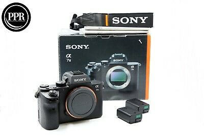 Sony Alpha a7 II 24.3MP Digital SLR Camera - (Body Only)