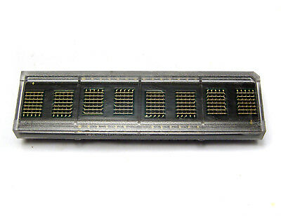 Hewlett Packard HDSP 2502 LED Display, 8 Digit Alphanumeric Dot Matrix, NOS