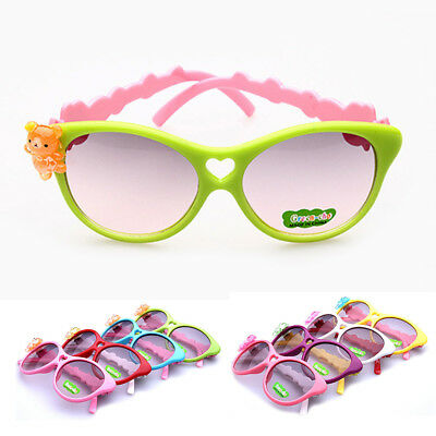 Eyeglasses Boys 2017 Sunglasses Children Cute Girls Kids UV 400 Multicolor