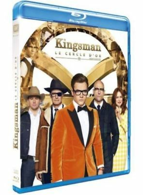 Blu Ray : Kingsman 2 Le cercle d'or - NEUF