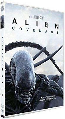 DVD : Alien Covenant - NEUF