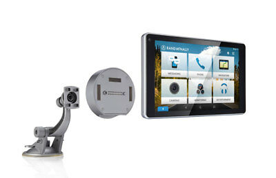 Rand Mcnally Overdryve 7 BLUETOOTH  connected-car device gps built-in dashcam